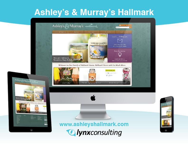 Ashley and Murray's Hallmark