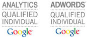 Google Adwords Google Analytics Certified
