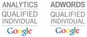 Google Adwords Google Analytics Certified
